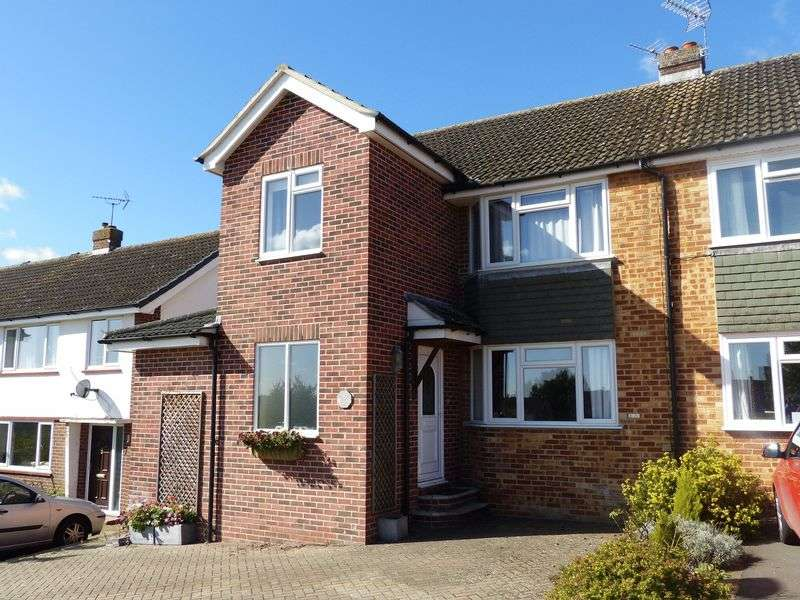 4 Bedrooms Semi Detached House for sale in Marlow.