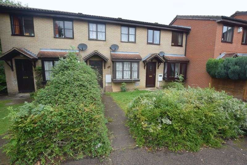 2 Bedrooms Terraced House for sale in Wagner Close, Browns Wood, Milton Keynes
