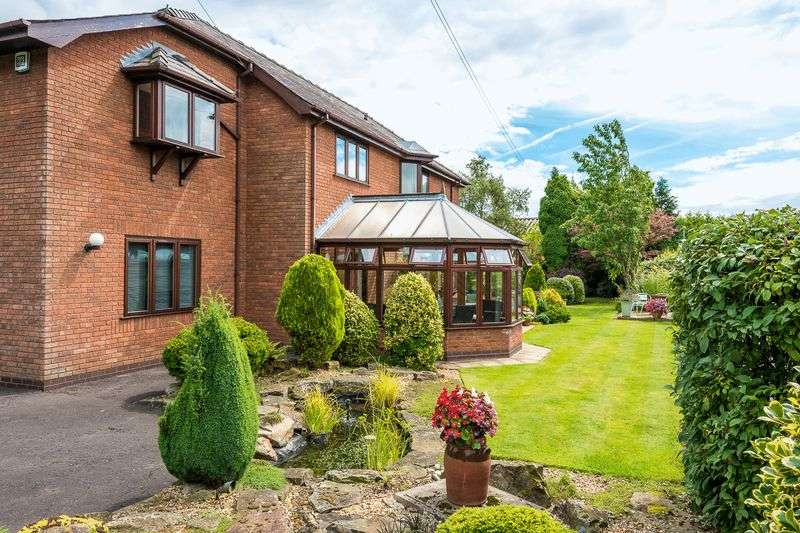 5 Bedrooms Detached House for sale in Southport Road, Ulnes Walton
