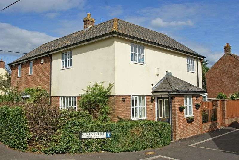 3 Bedrooms Semi Detached House for sale in Bishops Caundle, Sherborne
