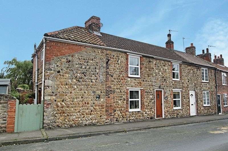 4 Bedrooms Terraced House for sale in Cobble Cottage, 2 High Street, Easington