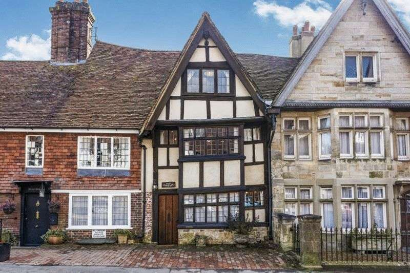 4 Bedrooms House for sale in High Street, Mayfield