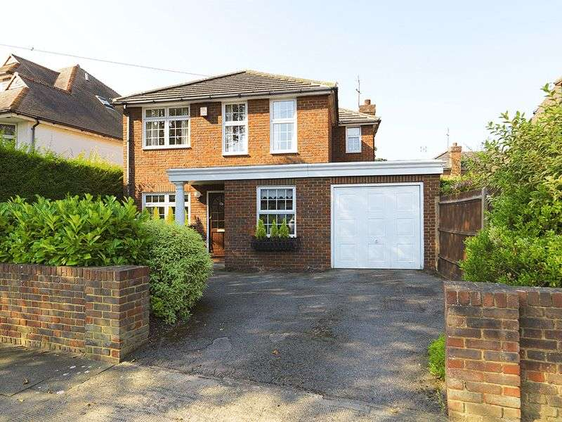 4 Bedrooms House for sale in Carlton Road, New Malden, KT3