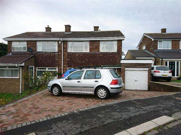 3 Bedrooms Semi Detached House for sale in Fairways, Consett
