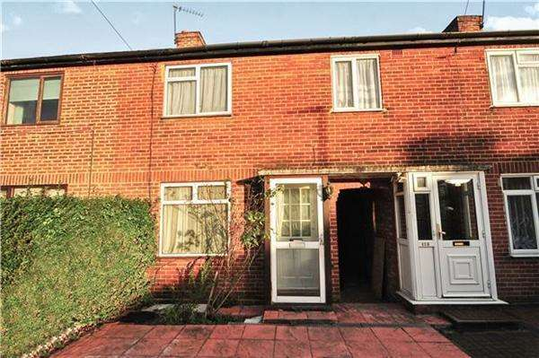 3 Bedrooms Terraced House for sale in Dalston Gardens, Stanmore