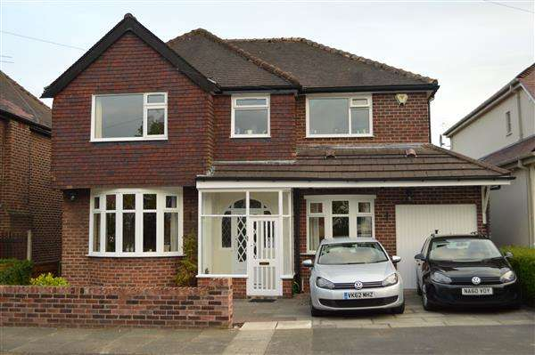 5 Bedrooms Detached House for sale in Alkrington Hall Rd South, Manchester