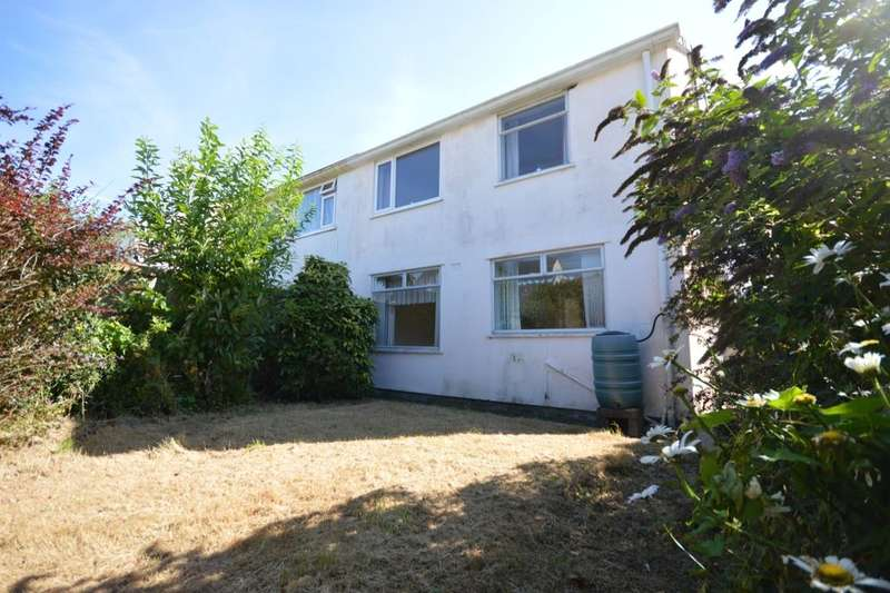 3 Bedrooms Semi Detached House for sale in Carnock Road, Plymouth, PL2