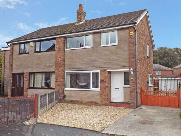 3 Bedrooms Semi Detached House for sale in Ramsey Avenue, Preston, Lancashire