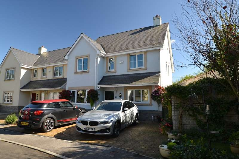 4 Bedrooms Detached House for sale in Grants Close, Tongwynlais, Cardiff. CF15 7NG