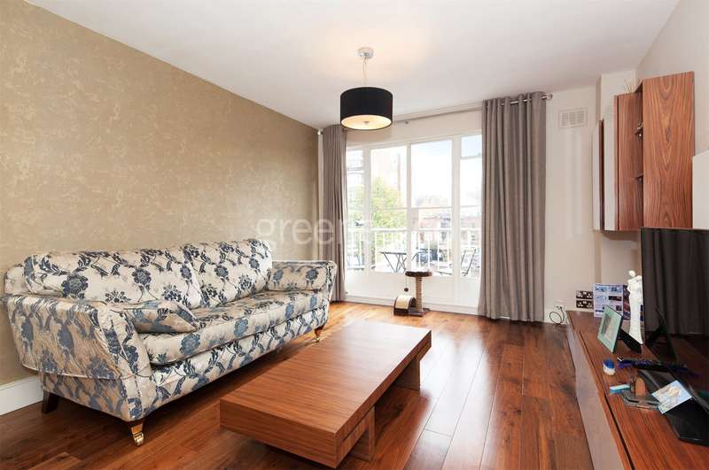 3 Bedrooms Flat for sale in Thackeray Court, 77 Fairfax Road, London, NW6