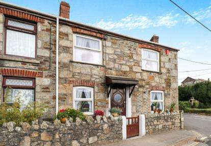 3 Bedrooms End Of Terrace House for sale in St. Blazey Gate, Par, Cornwall