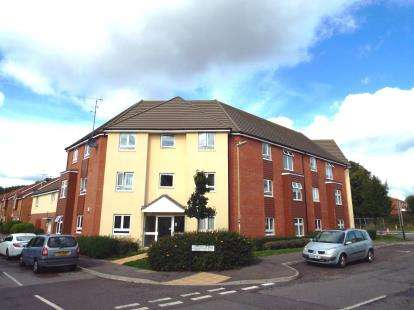 2 Bedrooms Flat for sale in Havant, Hampshire, .