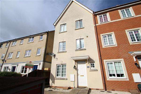 5 Bedrooms Town House for sale in Pepper Place, Grange Farm, Kesgrave, Ipswich