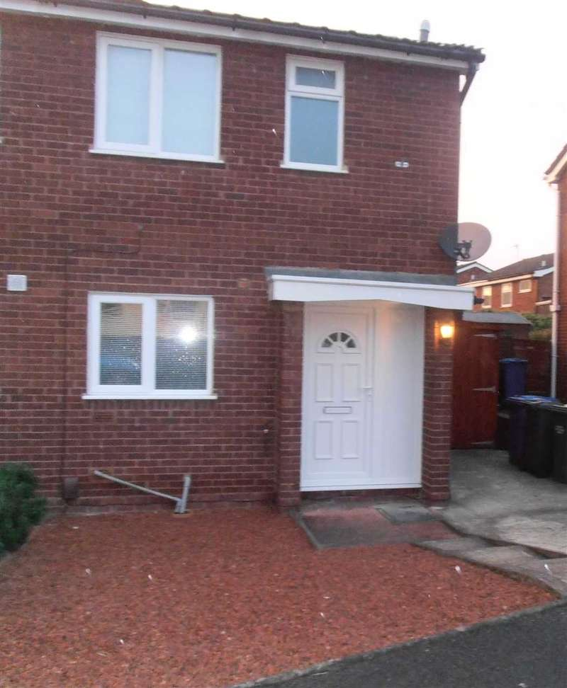 2 Bedrooms Semi Detached House for sale in Sycamore, Wilnecote, Tamworth