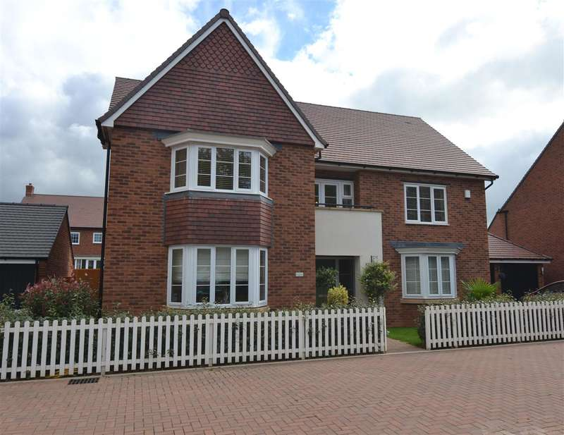 5 Bedrooms Detached House for sale in Florentine Avenue, Barlaston, Stoke-on-Trent