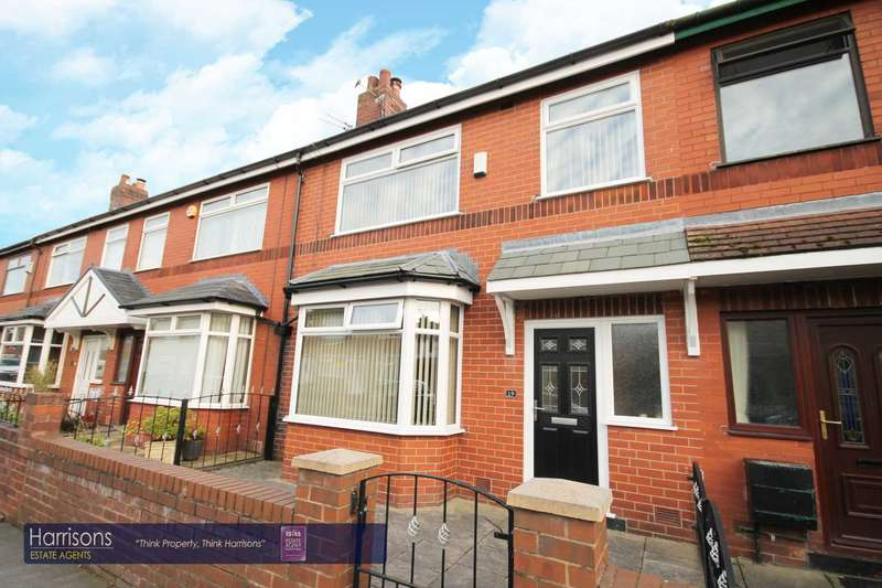 3 Bedrooms Terraced House for sale in Gainsborough Avenue, Morris Green, Bolton, Lancashire.