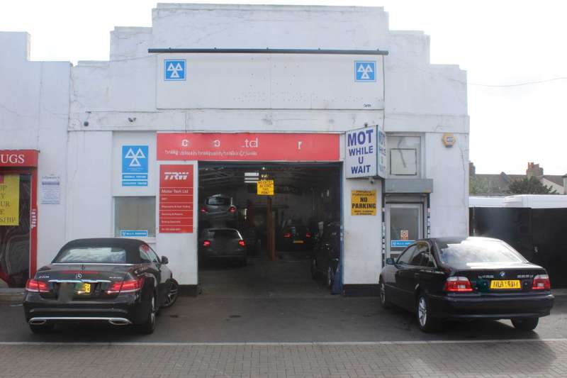 Light Industrial Commercial for sale in High Road, Ilford