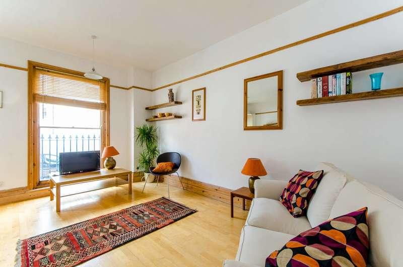 1 Bedroom Flat for sale in Barnsbury Terrace, Islington, N1