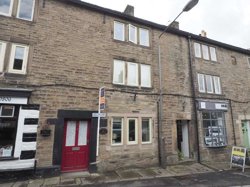 5 Bedrooms Terraced House for sale in Church Street, Hayfield, High Peak, Derbyshire, SK22 2JE