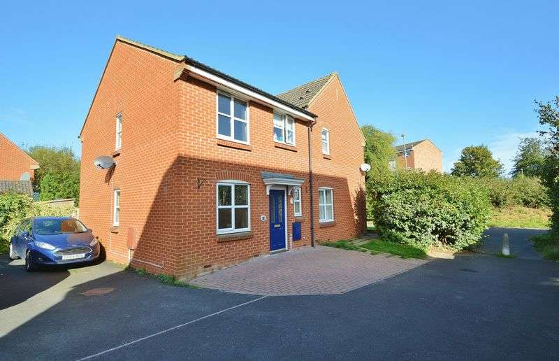 3 Bedrooms Semi Detached House for sale in Youens Drive, Thame
