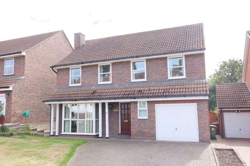 4 Bedrooms Detached House for sale in Dukes Orchard, Bexley