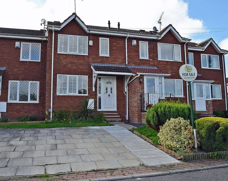 3 Bedrooms Town House for sale in Springfield Grange, Flanshaw