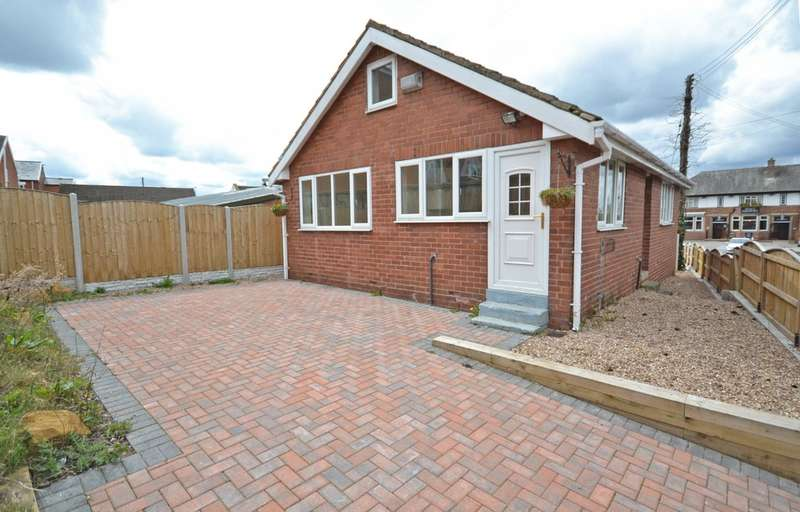2 Bedrooms Detached Bungalow for sale in Bradford Road, Carr Gate, Wakefield