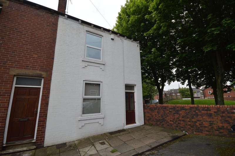 2 Bedrooms End Of Terrace House for sale in Marsland Place, Wakefield