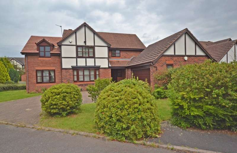 4 Bedrooms Detached House for sale in Silcoates Avenue, Wrenthorpe, Wakefield
