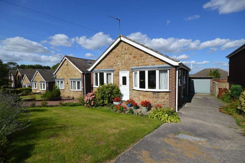 2 Bedrooms Detached Bungalow for sale in Hollin Drive, Durkar, Wakefield