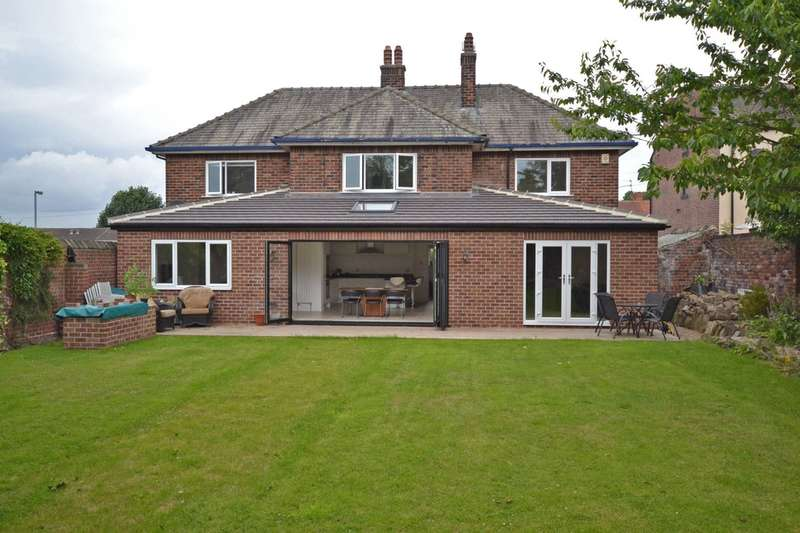 5 Bedrooms Detached House for sale in Southdale Road, Ossett