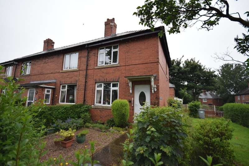 2 Bedrooms End Of Terrace House for sale in Frances Road, Dewsbury