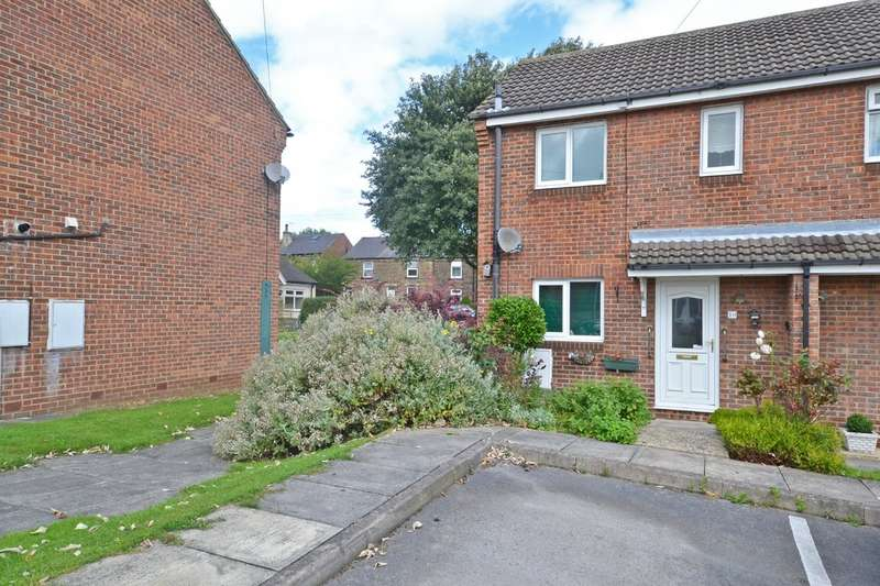 2 Bedrooms End Of Terrace House for sale in Millfields, Ossett
