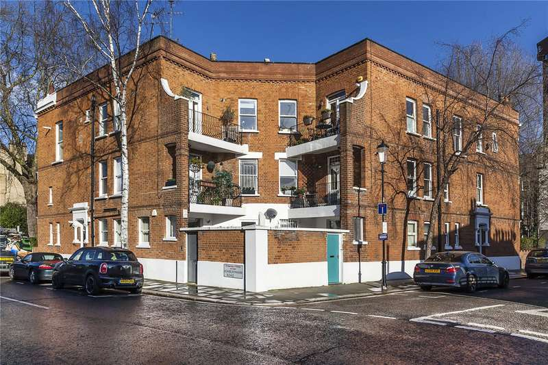 4 Bedrooms Flat for sale in Cremorne Mansions, Cremorne Road, London, SW10