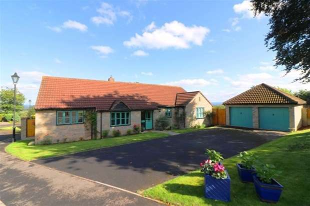 4 Bedrooms Detached Bungalow for sale in Loxley Batch, Shapwick, Bridgwater