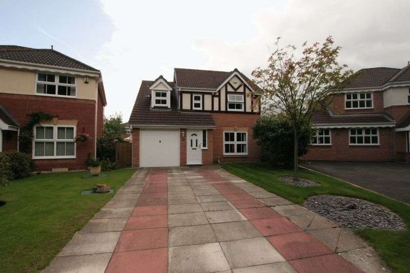 4 Bedrooms Detached House for sale in 4 Bedroom Detached Property, Stanney Oaks