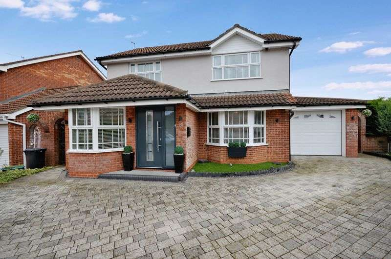 4 Bedrooms Detached House for sale in Holbeach Way, Bristol