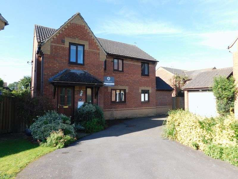 4 Bedrooms Detached House for sale in Chestnut Drive, Brackley