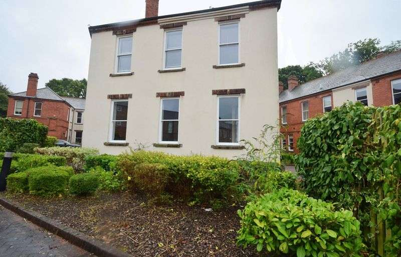 3 Bedrooms Flat for sale in Willow Drive, Cheddleton