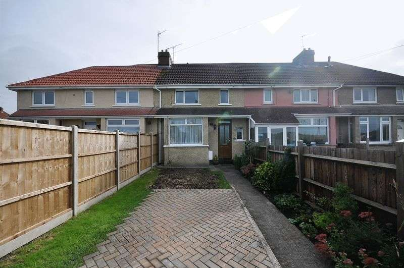 2 Bedrooms Terraced House for sale in Siston Park Kingswood