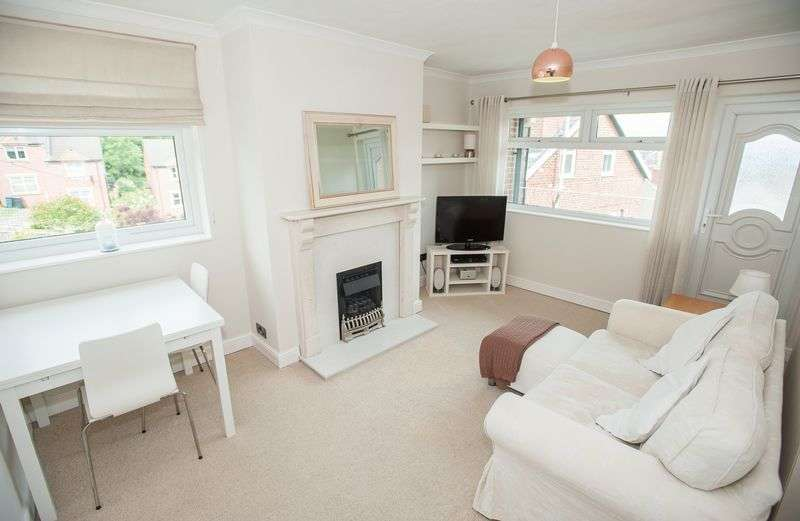 1 Bedroom Flat for sale in Birkendale Road, Walkley- GREAT VIEWS & BALCONY