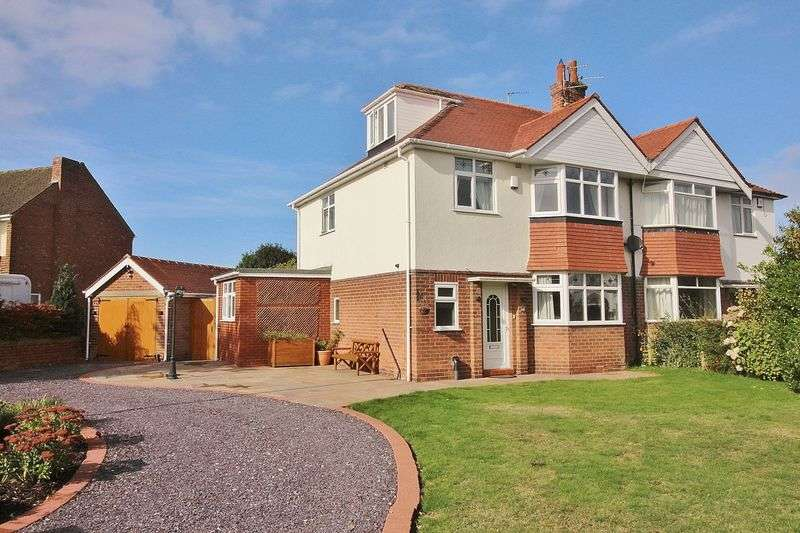 4 Bedrooms Semi Detached House for sale in Hillsview Road, Southport