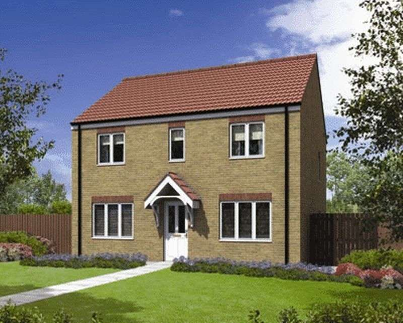4 Bedrooms Detached House for sale in Plot 29 The Chedworth, Lumley Street, Castleford, WF10