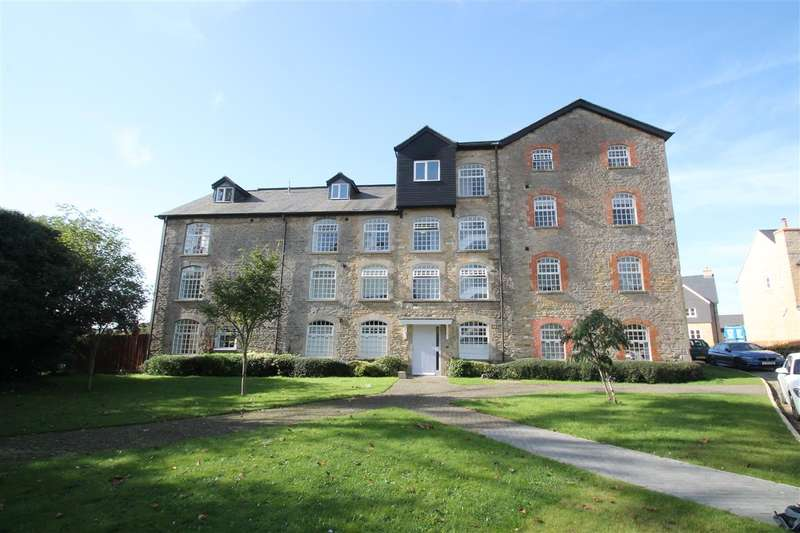2 Bedrooms Apartment Flat for sale in Westbury Mill, Westbury