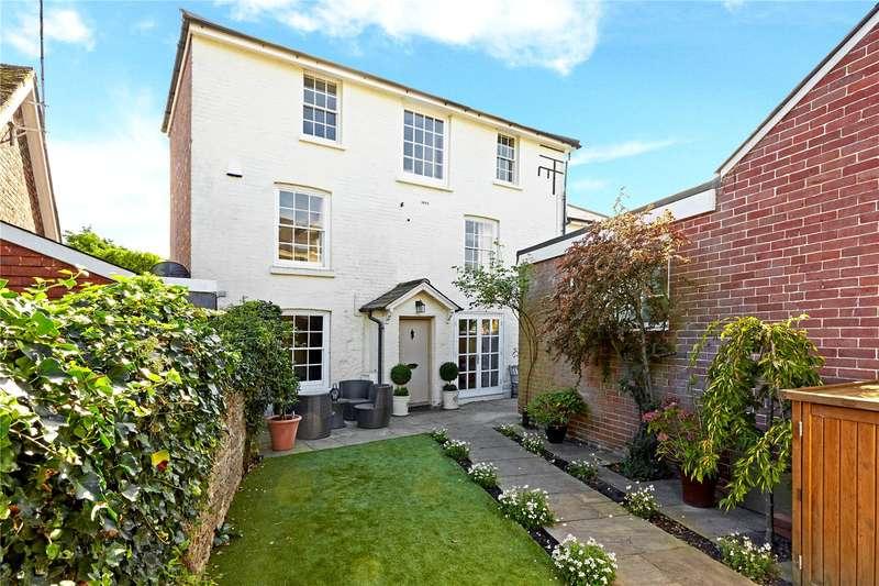 4 Bedrooms Semi Detached House for sale in Godstone Green, Godstone, Surrey, RH9