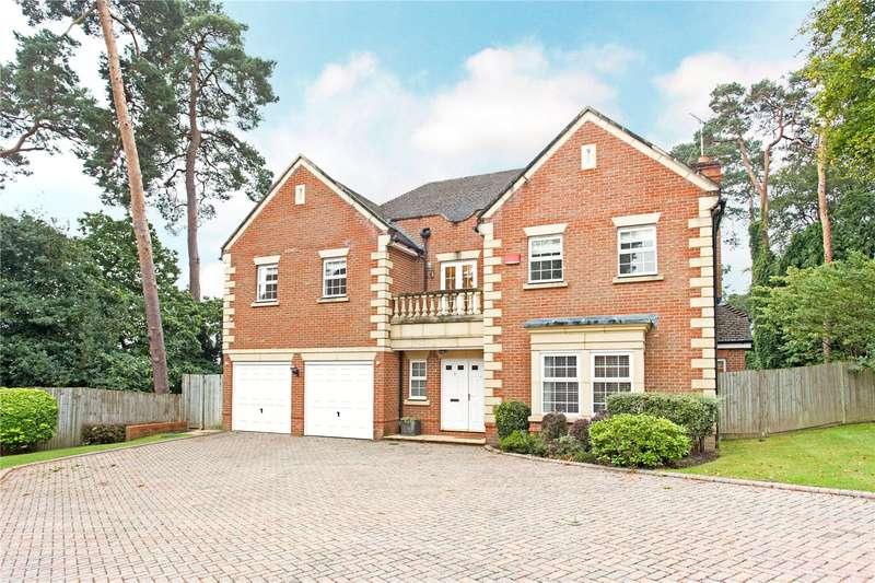 6 Bedrooms Detached House for sale in Wyldewoods, Hancocks Mount, Ascot, Berkshire, SL5