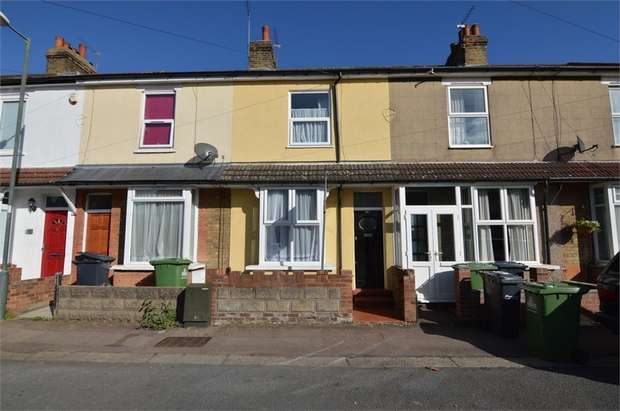 3 Bedrooms Terraced House for sale in Swanfield Road, Waltham Cross, Hertfordshire