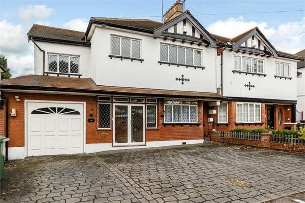 4 Bedrooms Semi Detached House for sale in Essex Road, London