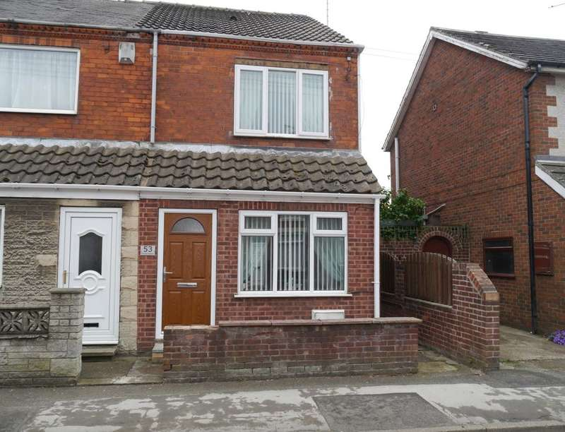 2 Bedrooms Property for sale in Silverdales, Dinnington, Sheffield, S25