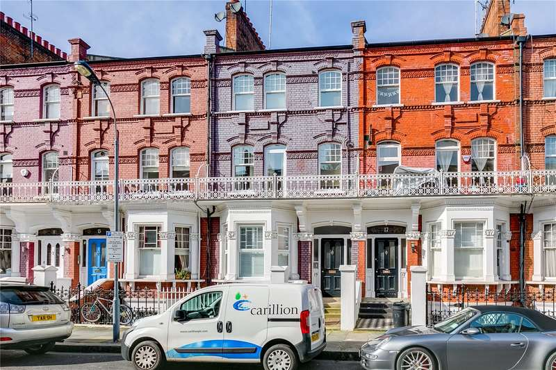 1 Bedroom Flat for sale in Stonor Road, London, W14
